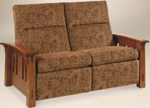 McCoy Reclining Loveseat