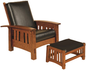 McCoy Morris Hardwood Chair