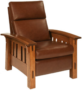 McCoy Hardwood Recliner