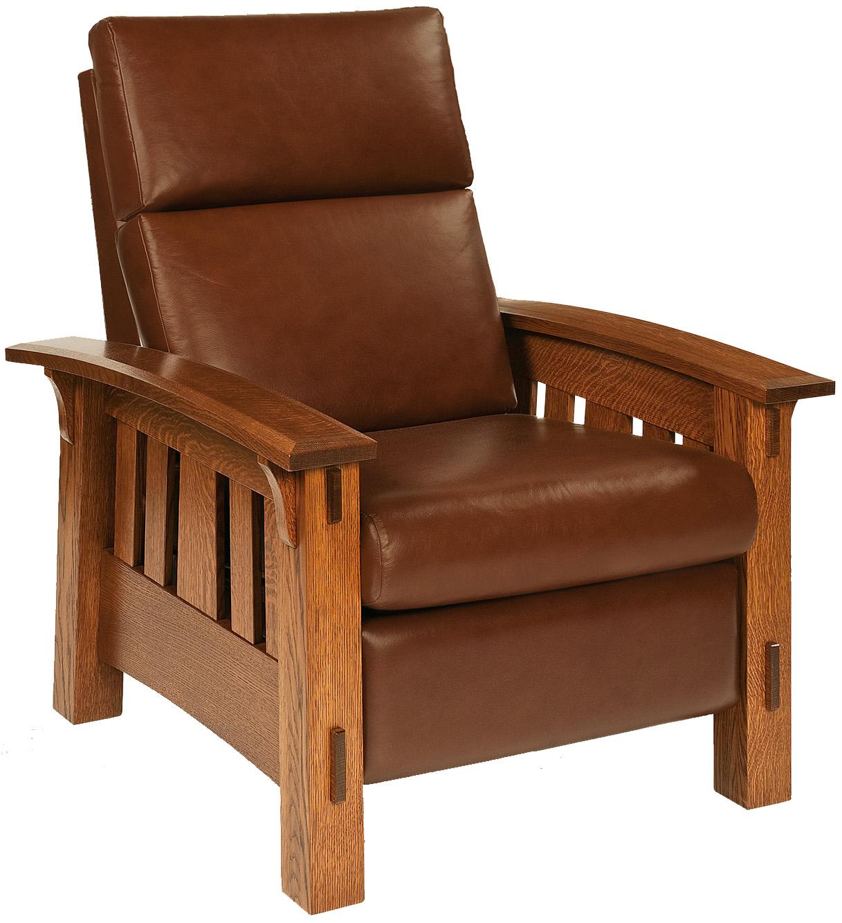 sc 1 st  Weaver Furniture & McCoy Recliner   McCoy Wood Recliner   McCoy Mission Recliner