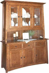 McCoy 6 Door Hutch