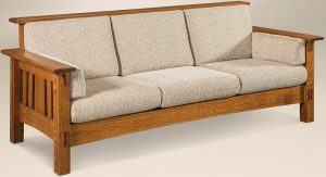 McCoy Hardwood Sofa