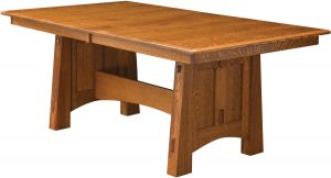 McCoy Trestle Dining Table