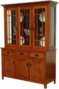 Midway Mission China Hutch