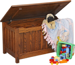 Mission Style Toy Box