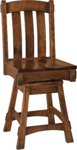 Modesto Swivel Bar Stool