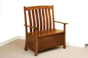 Modesto Wood Bench