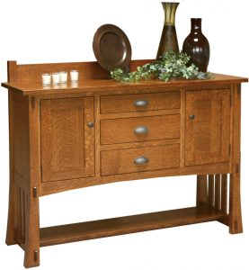Modesto Mission Sideboard