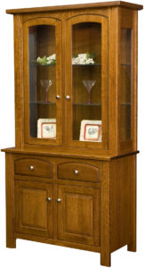 Mondovi Hardwood Hutch