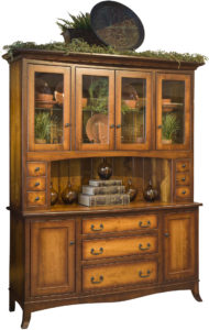 Montpelier Amish Hutch