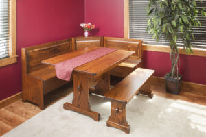 Nook Style Dining Set