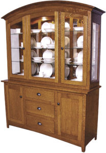 Olde Century Amish Mission Hutch