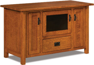 Open Mission TV Cabinet
