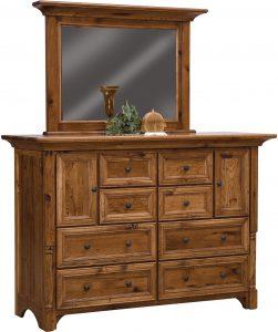 Palisade Ten Drawer Dresser