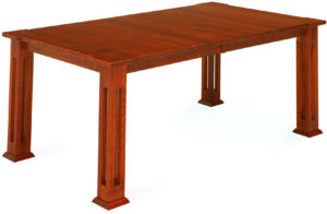 Parker Mission Dining Table
