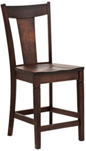 Parkland Stationary Bar Chair