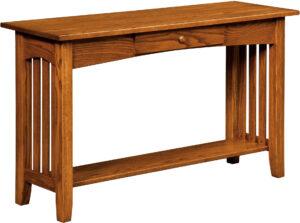 Pilgrim Amish Sofa Table