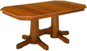 Pinnacle Mission Dining Table