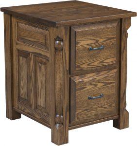 Quartet Amish File Cabinet