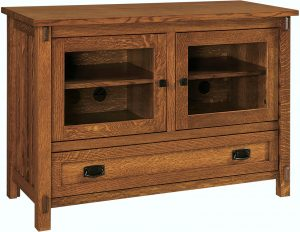 Rio Mission Small TV Stand