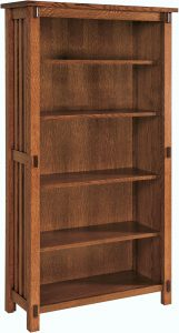 Rio Mission Tall Bookcase