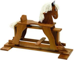 Classic Rocking Horse Glider