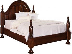 Rosemont Hardwood Bed