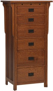 Royal Mission Amish Lingerie Chest