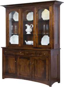 Royal Mission Wood Hutch