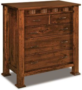 Sequoyah Five Drawer Child's Chest