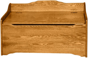Shaker Style Deluxe Toy Box