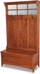 Shaker Wood Hall Seat