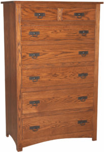 Shaker Tall Chest