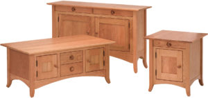 Shaker Hill Occasional Table Set