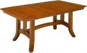 Amish Shaker Hill Dining Table