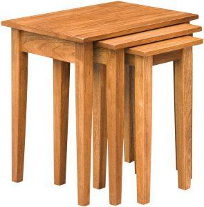 Shaker Nesting Table Set
