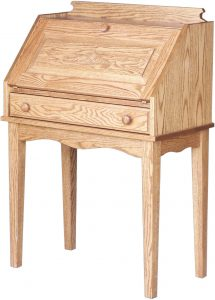 Shaker Amish Secretary Desk
