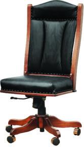 Side Desk Chair