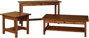 Springhill Open Occasional Table Set