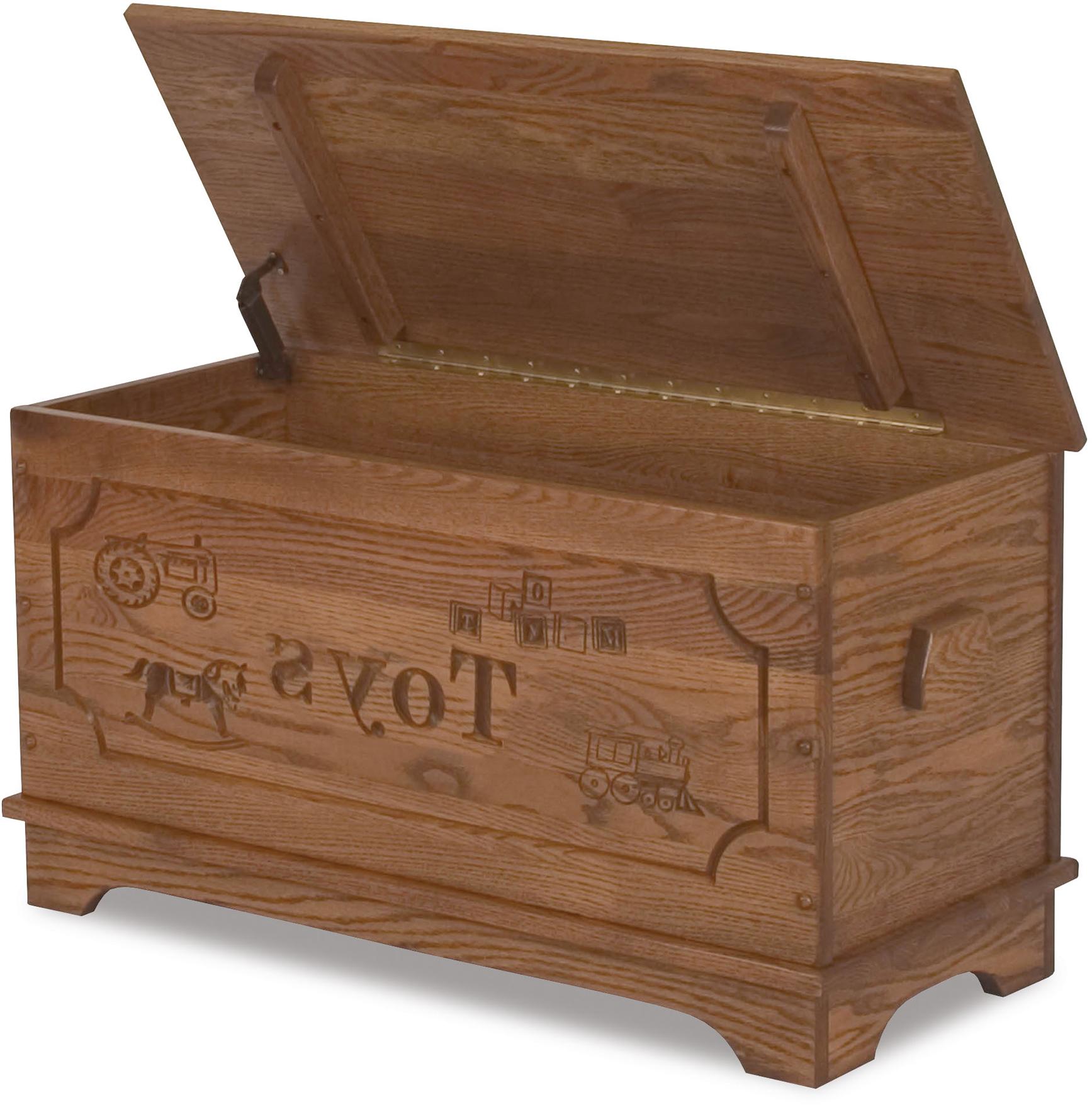 Large New Wooden Storage Box Diy Crates Toy Boxes Set: Custom Amish Furniture