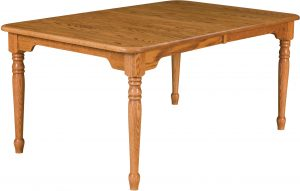 Traditional Leg Table