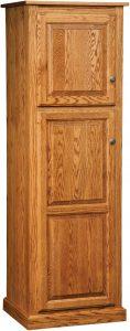 Traditional 2-Door Pantry
