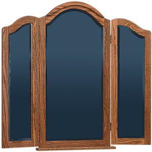 Tri-View Dresser Mirror