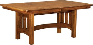 Vancouver Trestle Dining Table