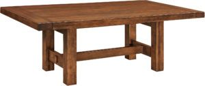 Wellington Trestle Dining Table