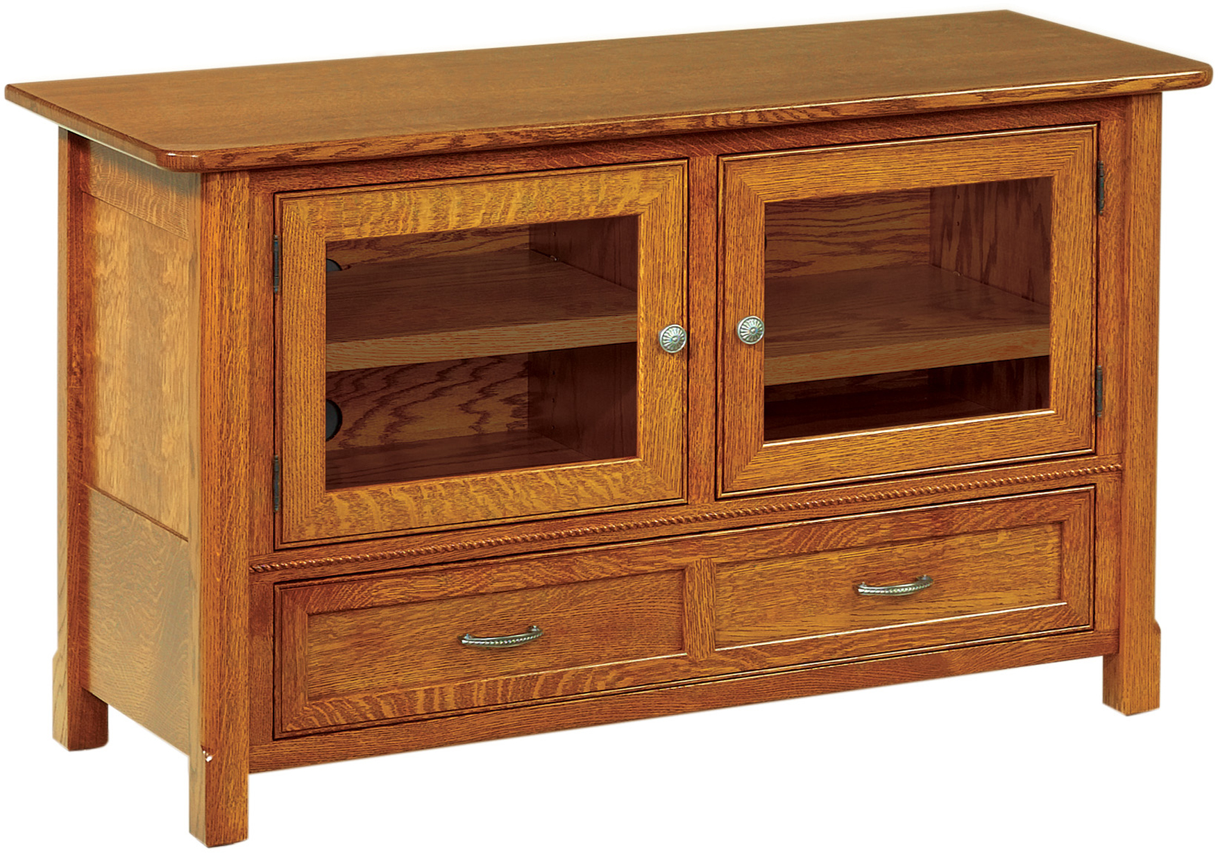 Springhill Tv Cabinets Custom Amish Furniture Solid