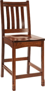 West Lake Stationary Bar Chair