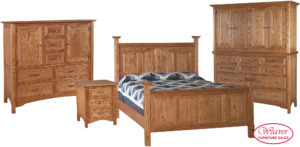 West Lake Bedroom Collection