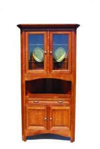 West Lake 30 inch Corner Hutch