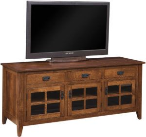 Wright Mills TV Console